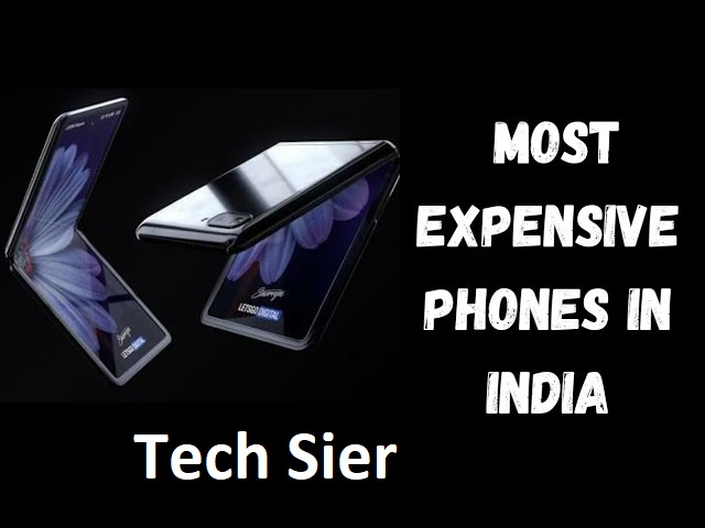 India's  Most Expensive Smartphone