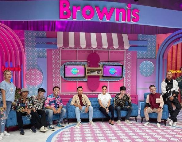 brownis obrolan manis hari ini trans tv