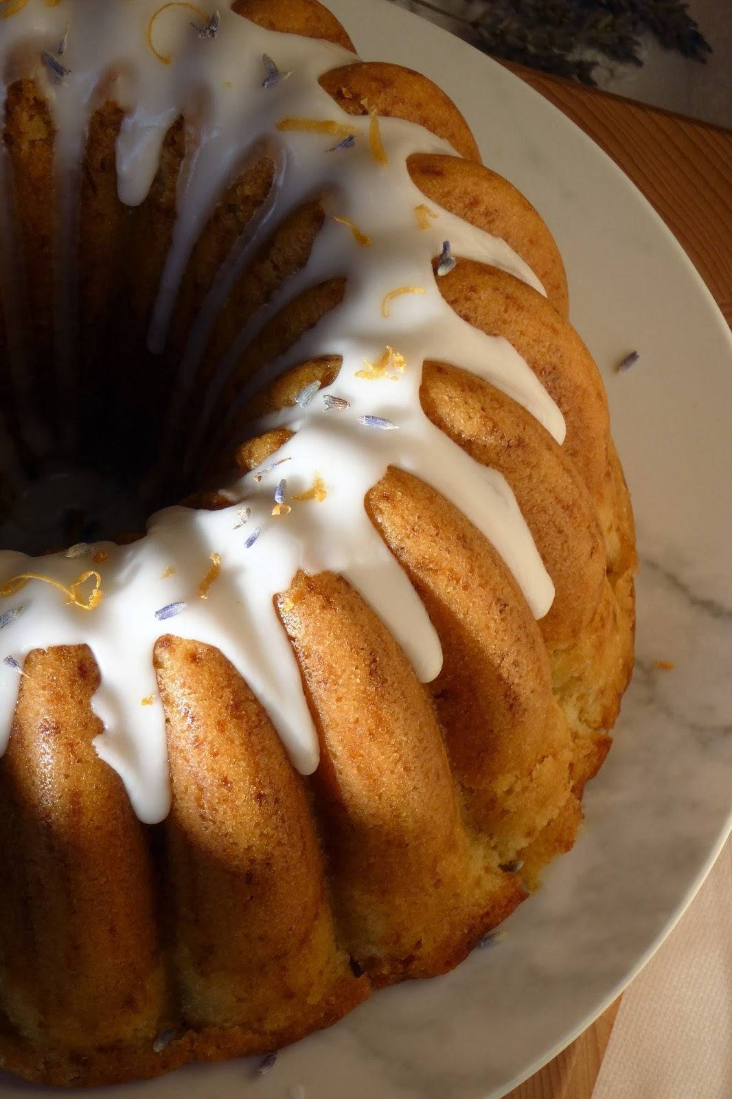 Crown Bundt Cake