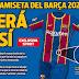 Jornal divulga suposta nova camisa titular do Barcelona