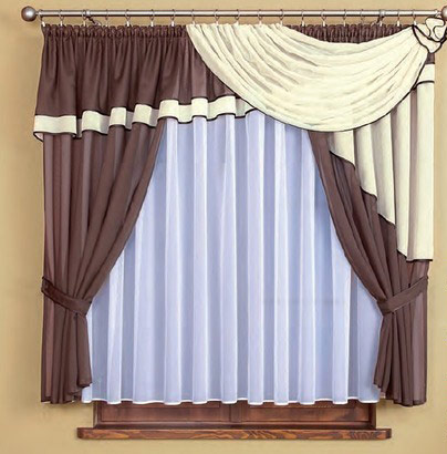 Top tips to choose new kitchen curtains designs and blinds ...