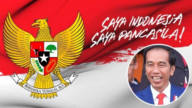 Sstt.. Jokowi Hapus Pendidikan Pancasila dan Bahasa Indonesia?