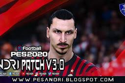 Andri Patch V3.0 AIO Season 2019/20 - PES 2020