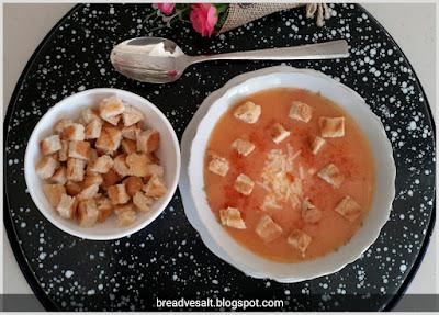 Best homemade tomato soup recipe