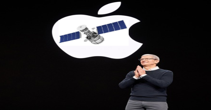 Apple Working On Satellite Technology To Send Data