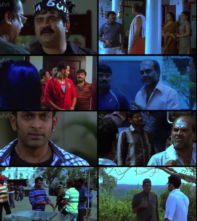 Hero 2014 Hindi Dubbed HDRip 550mb