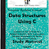Engineering Data Structures Using C Study Materials cum Notes PDF E-Books Free Download