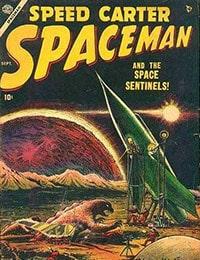 Speed Carter, Spaceman Comic