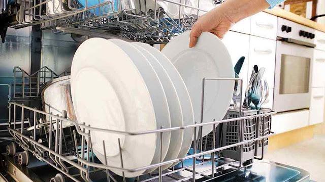 Cách xếp đồ trong máy rửa bát