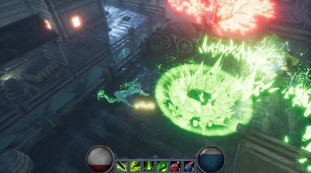 Liberty Prime is an Action-RPG that offers an alternative to the gameplay in the dungeons and combines a dark fantasy world with a wealth of dynamic hacking games.