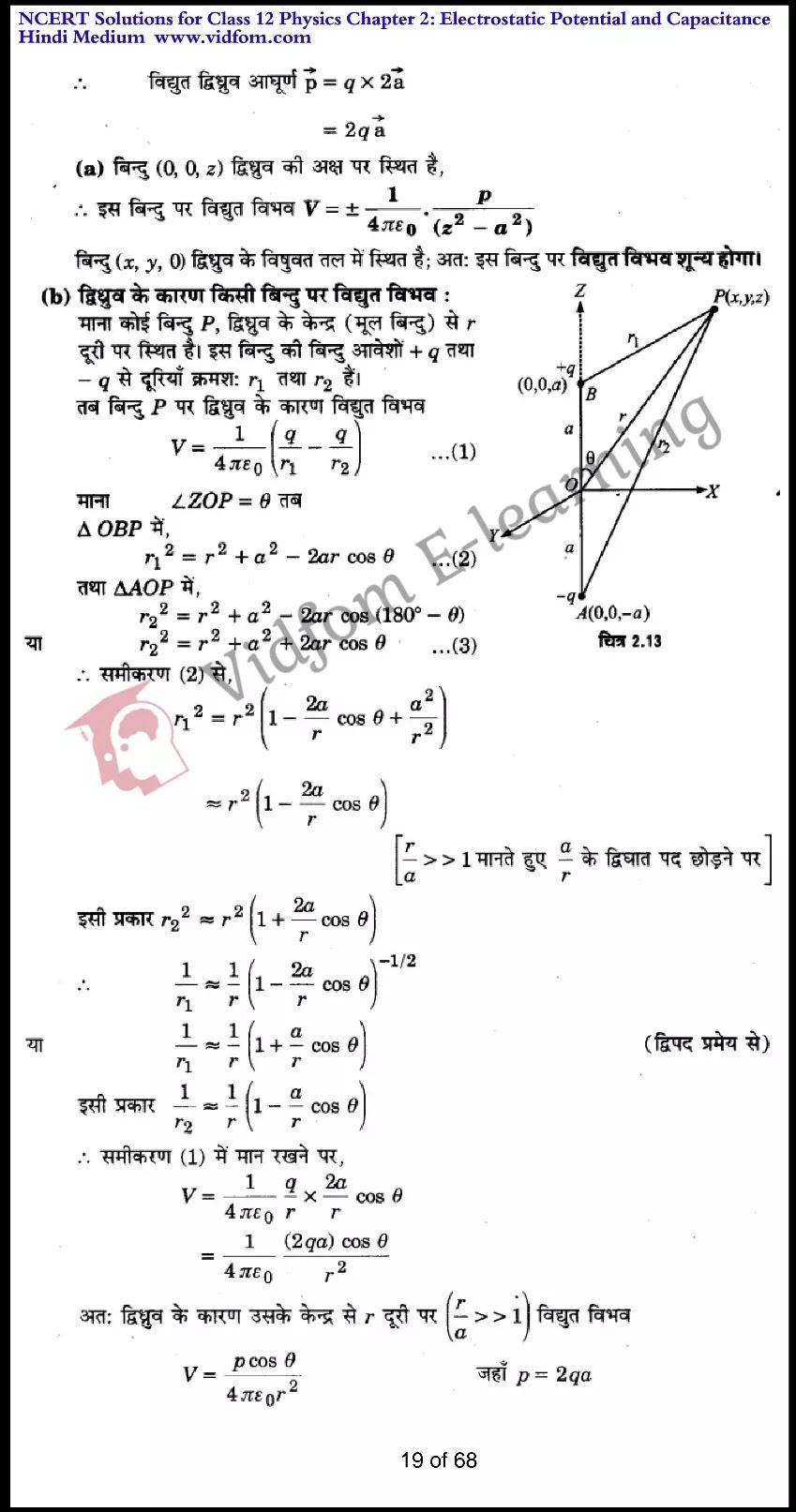 class 12 physics chapter 2 light hindi medium 19
