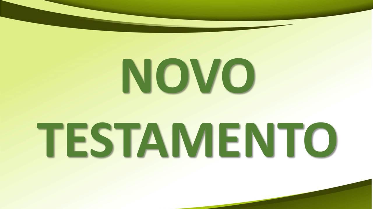 Novo Testamento - Panorama Bíblico