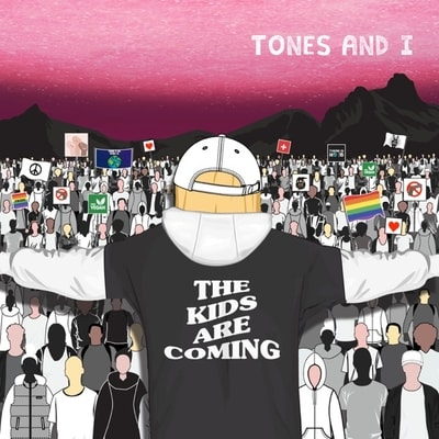 Tones and I - The Kids Are Coming (EP) (2019) - Album Download, Itunes Cover, Official Cover, Album CD Cover Art, Tracklist, 320KBPS, Zip album