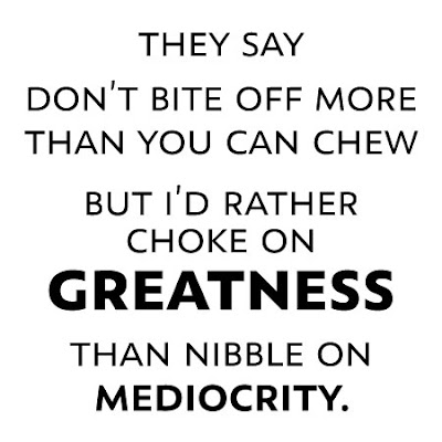 Quotes About Mediocrity In Sports