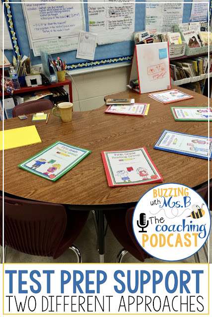 The conventional model of testing support usually looks like pulling small groups out for intervention. The instructional coach identified a group of kids who needs specialized support and works with them in their room, targeting their needs based on data. But is that the best, most impactful way to grow our students? In episode 10, I share two different models of testing support that could be exactly what you need to shake up your test prep. Instead of working with kids in an isolated group, make an impact on classrooms and the work of the teacher for the rest of their life. Change teaching and learning by implementing one of these methods on your campus!