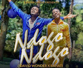 Bahati Ft. David Wonder - Ndogo Ndogo