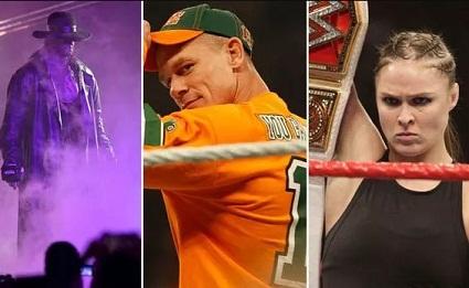 WWE Salaries 2019: Undertaker, Cena, Rousey in the highest earners List
