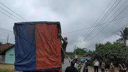Melebihi Tonase, Puluhan Kendaraan ODOL Diberhentikan di Tanjung Bintang