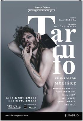 'Tartufo, el impostor' de Molière en el Fernán Gómez
