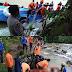 Puluhan Penumpang Bus Sriwijaya Tewas Setelah Mobil Terjun Bebas ke Dalam Jurang