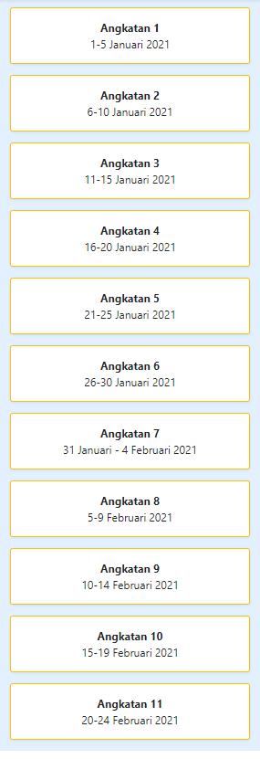 gambar jadwal pendaftaran guru belajar AKM