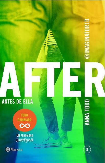 After, Antes de Ella., Anna Todd