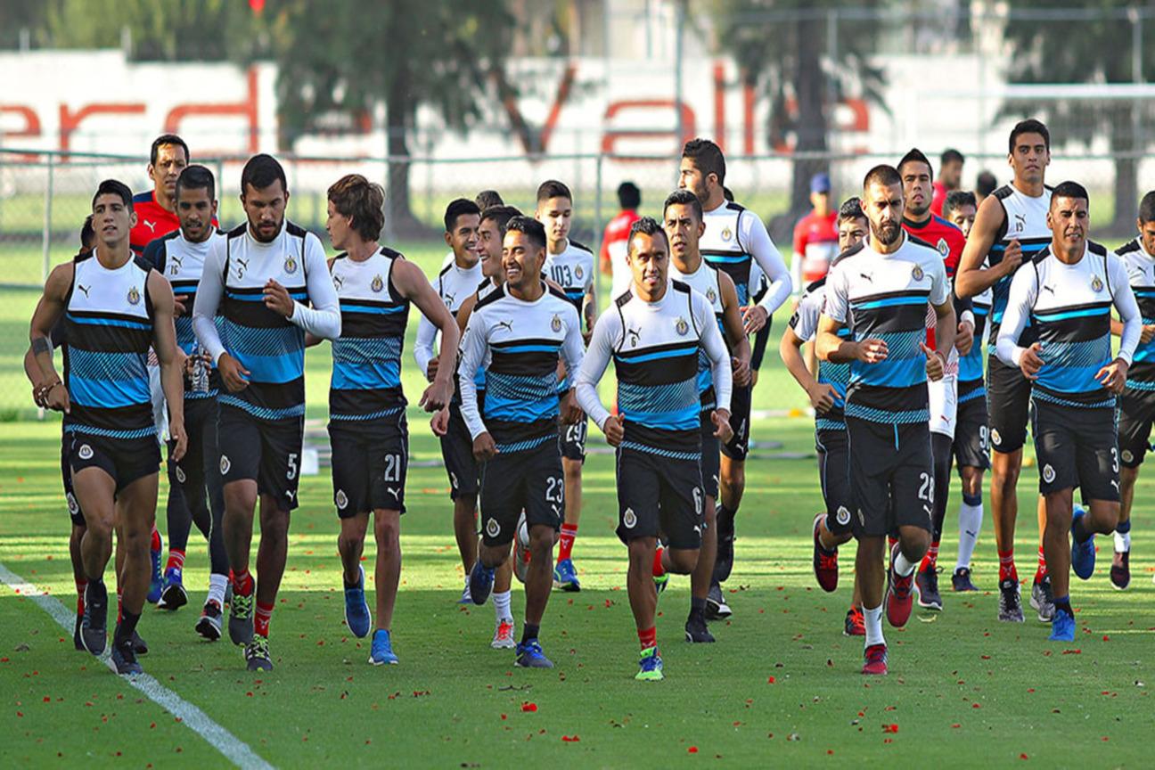 Los rojiblancos enfrentarán al Atlas en los cuartos de final del Clausura 2017.