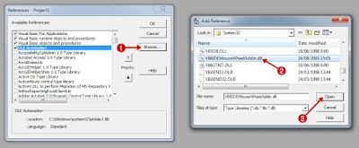 Mengaktifkan Scroll Mouse Pada Editor VB 6.0