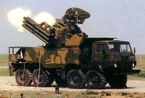 Η Μόσχα θα στείλει στη Σερβία τα πρώτα αντιαεροπορικά συστήματα Pantsir-S1