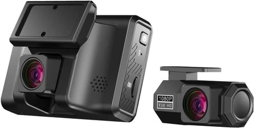 Review ZEROGOGO 1440P Dash Cam Camera for Cars