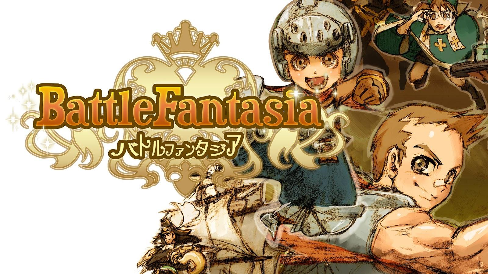 Battle Fantasia Arcade Dump