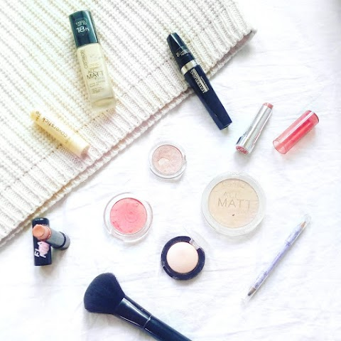 Romantic Makeup Look!