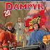 """DAMPYR SPECIALE #16 - """"I vampiri di Mompracem"""""""