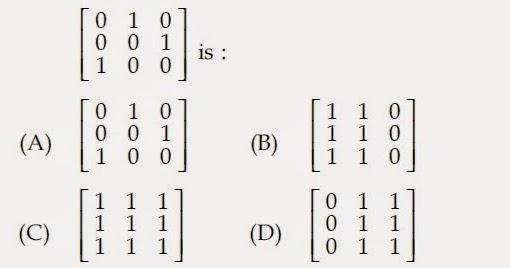 UGC NET Computer Science Solved Mcqs Paper II June 2005