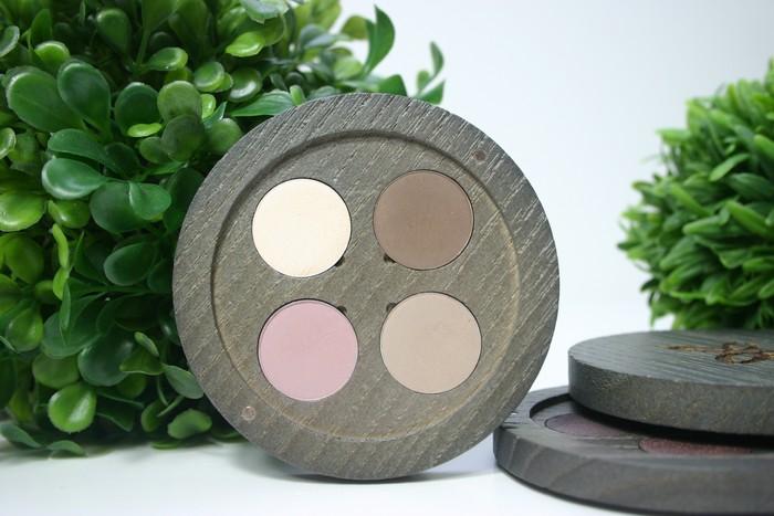 Palette boho green