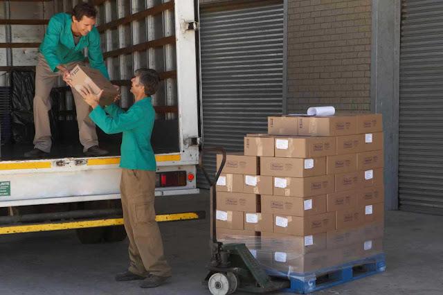 auxiliar de carregamento