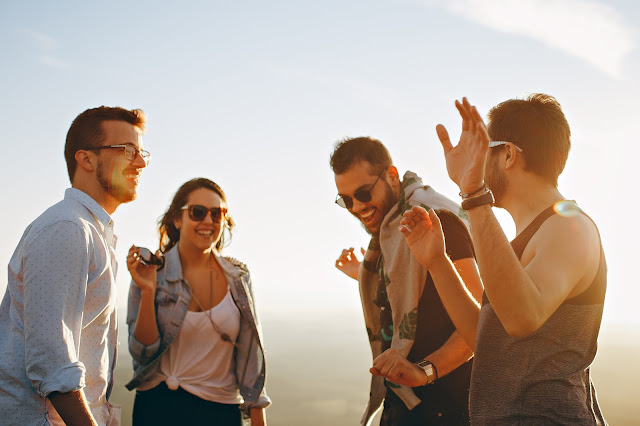 aprender en el extranjero y hacer amigos