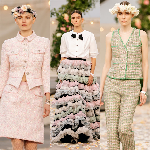 Chanel Couture Summer 2021 by RUNWAY MAGAZINE