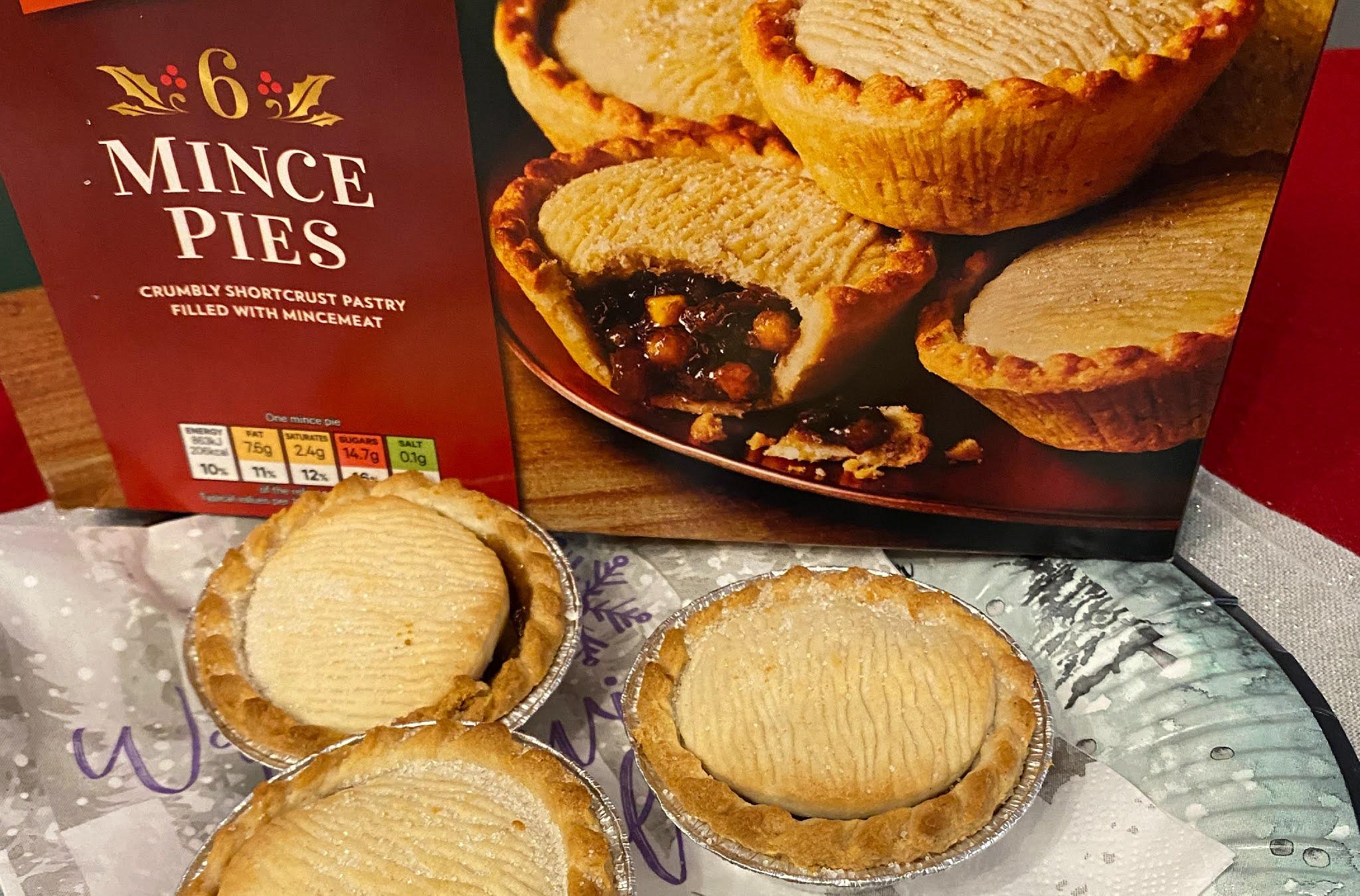 Jack's Mince Pie