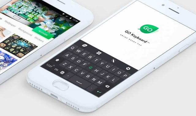 تحميل تطبيق Go Keyboard لوحة مفاتيح لتحسين تجربة الدردشة لديك