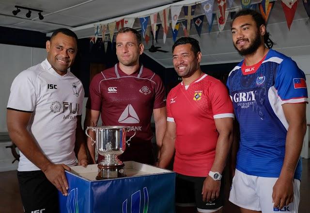 Грузинские регбисты победой над сборной Тонга начали свое участие в Pacific Nations Cup 2018