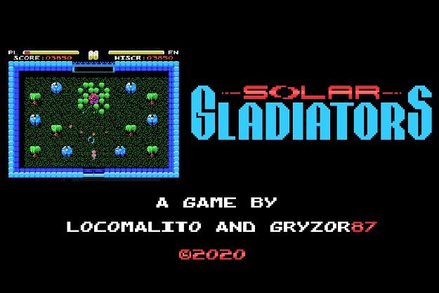 παιχνιδι δωρεάν για υπολογιστή arena shooter solar gladiator