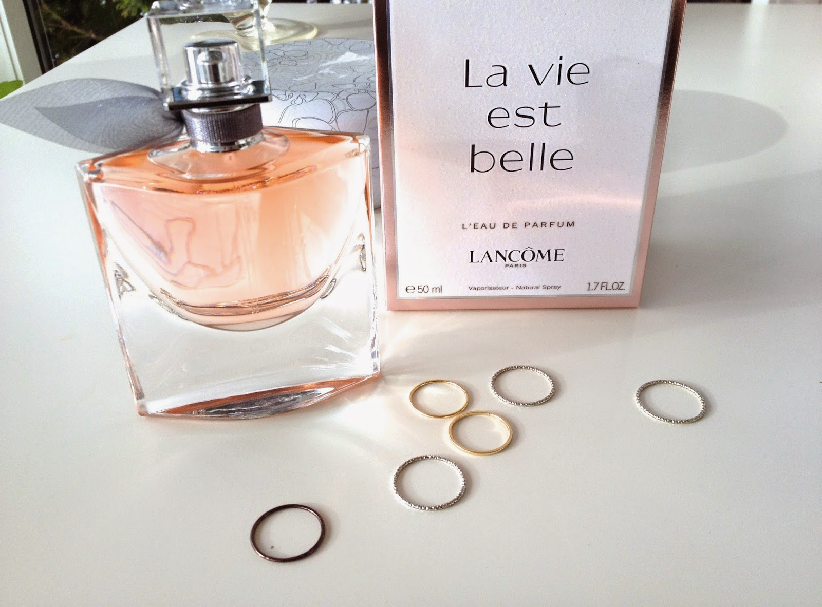 Perfume La Est And Beauty Belle ReviewChristine's Lancôme Vie IEH29YWD
