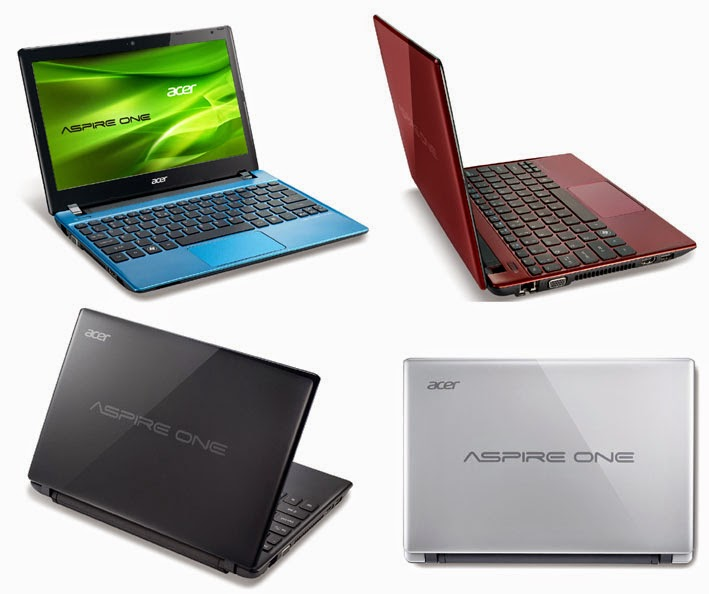 Harga Netbook Acer Aspire One 756