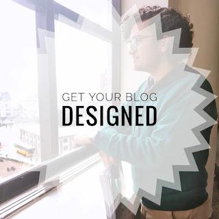 blog designing, web designing