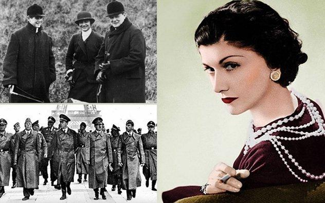 Η γερμανίδα κατάσκοπος Κοκό Σανέλ
