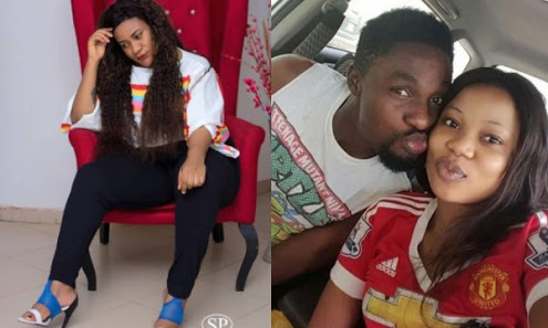 You are a one-minute man- Nkechi Blessing slams Adeniyi Johnson