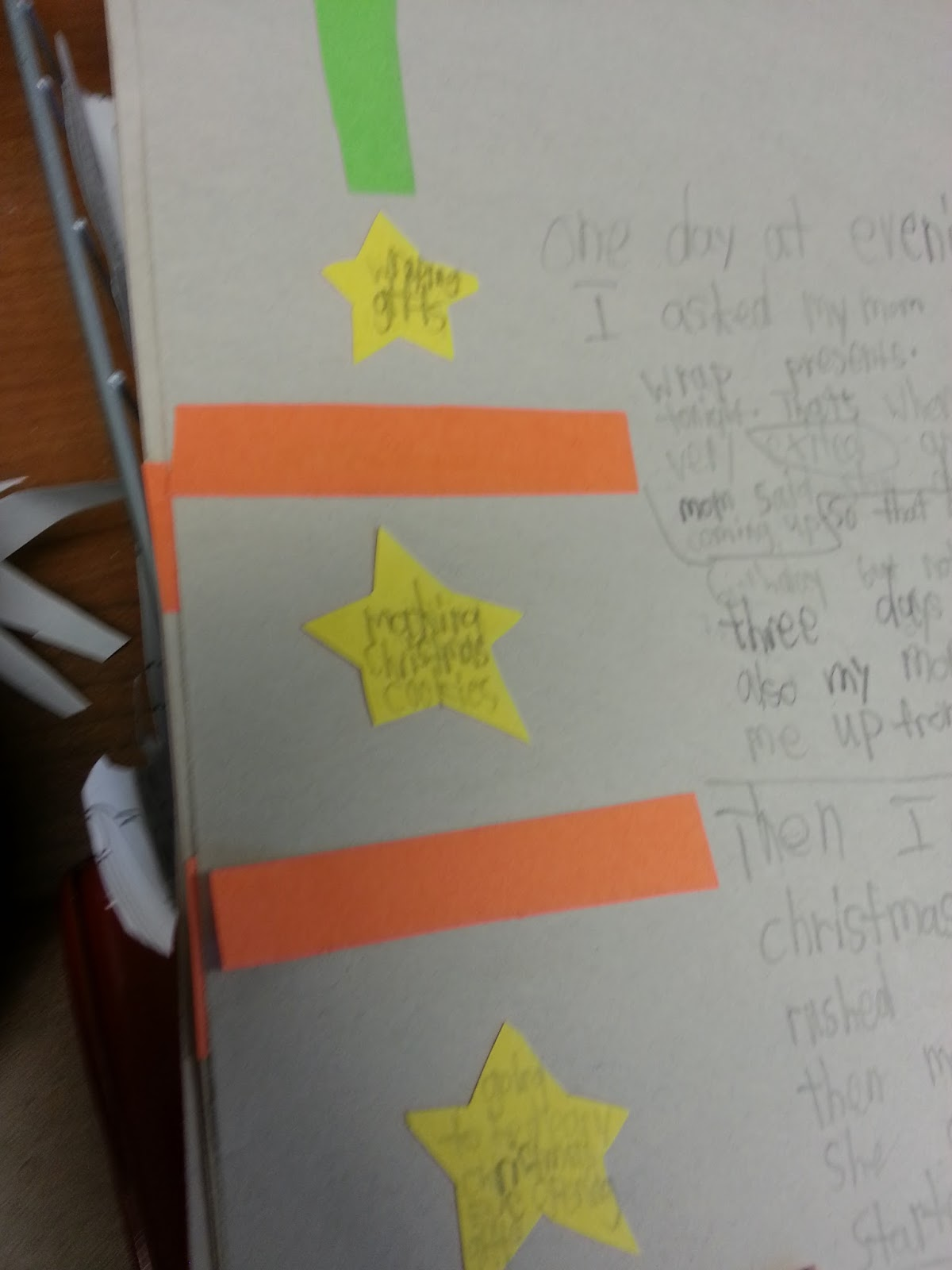 Examples of a simple way to teach simple paragraphs with a Topic, Conclusion and 3 details with support - from I Want to be a Super Teacher