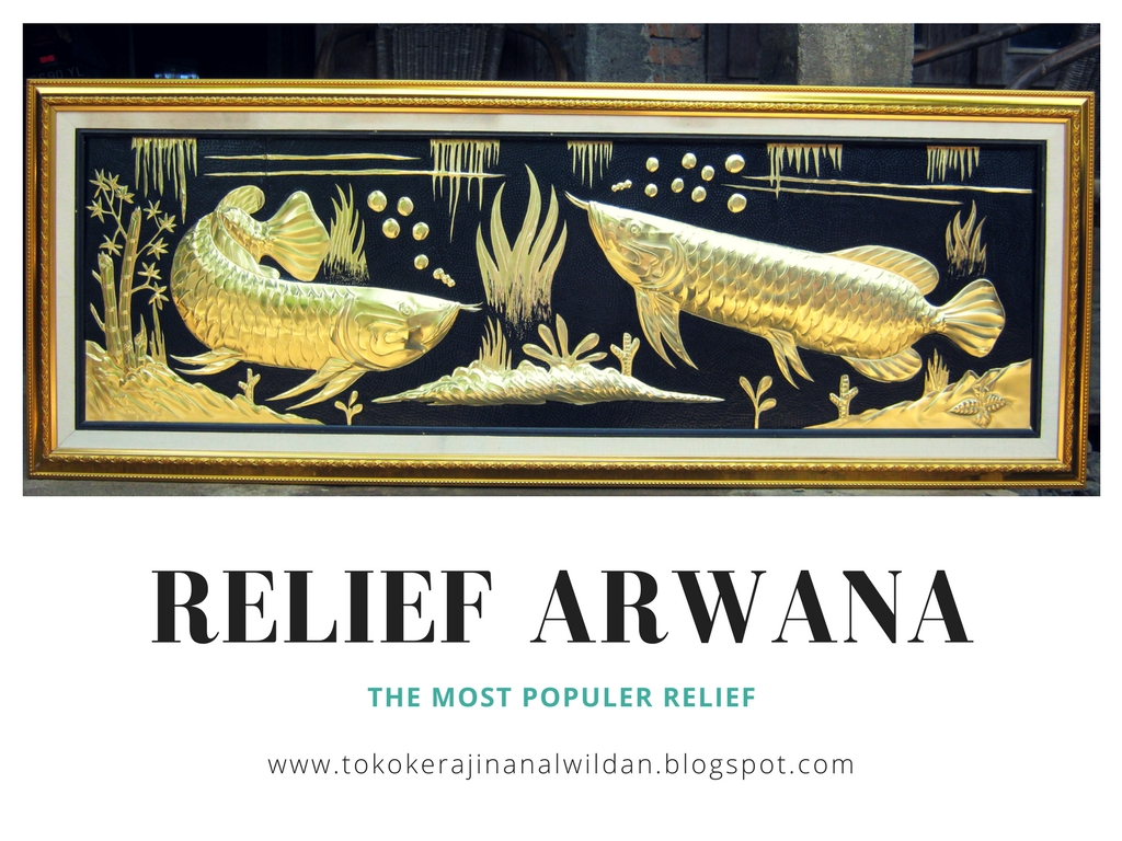 RELIEF ARWANA