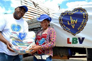 Caravana da Boa Vontade, leva esperança ao Agreste e Sertão de Pernambuco